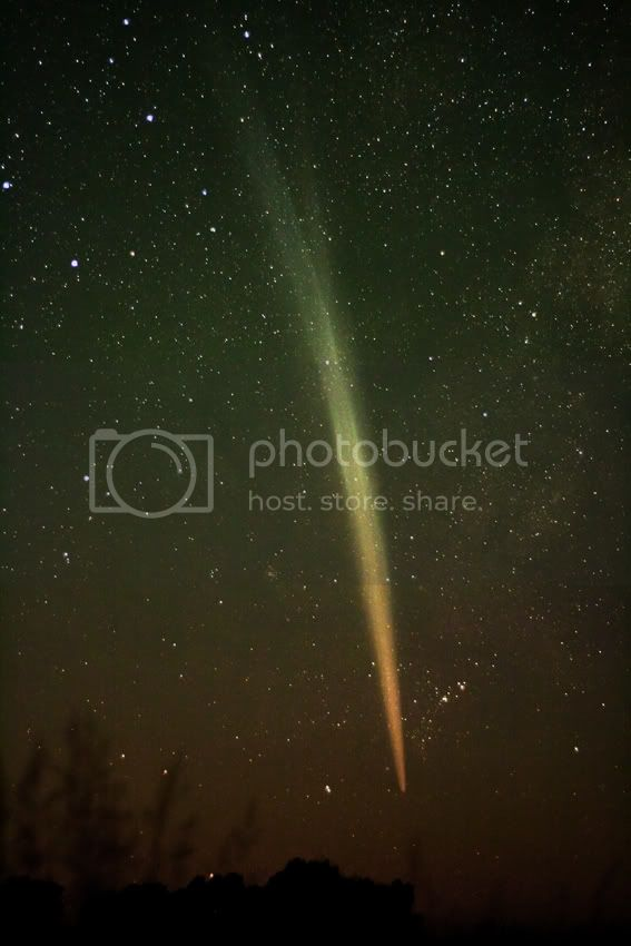 comet Lovejoy