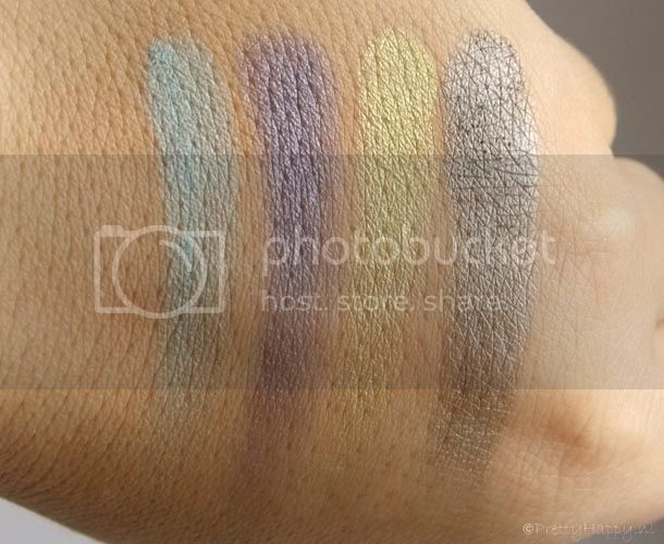 LOOkX oogschaduw 2012 swatches