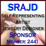 Self Representing Artist Jewelry Designer