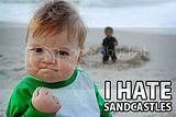 Sandcastels :/